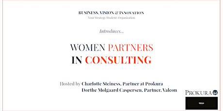 Women Partners In Consulting tickets
