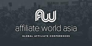 Affiliate World Asia: COMPANY PASSES