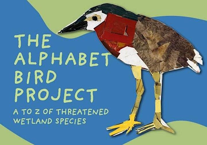 Alphabet Bird Project - Green Spine Guided Walk image