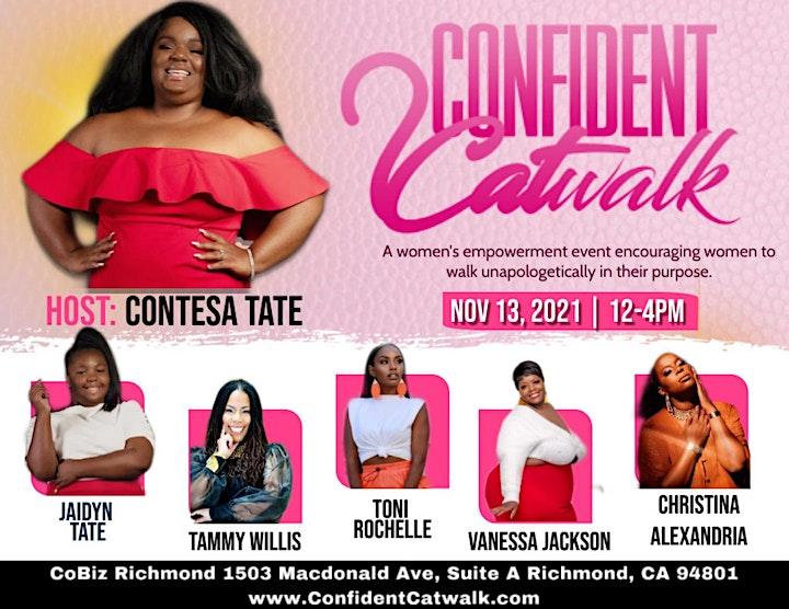 Confident Catwalk image