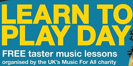 """""""Learn to Play Day"""" - Lower Brass Workshop tickets"""