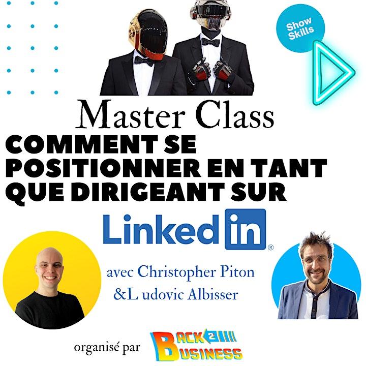 Image pour Comment se positionner sur LinkedIn en tant que dirigeant ?