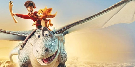 Movies & Popcorn at the Library - Dragon Rider tickets