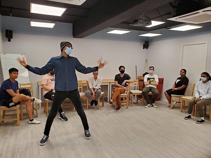 Up Your Workshop Game via Improv! (September 2021) image