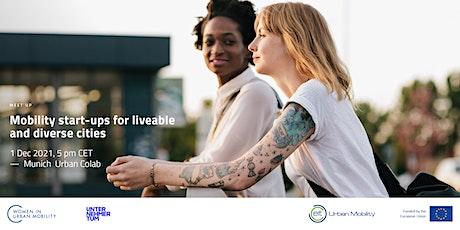 Women in Urban Mobility - Munich Meetup (December) Tickets