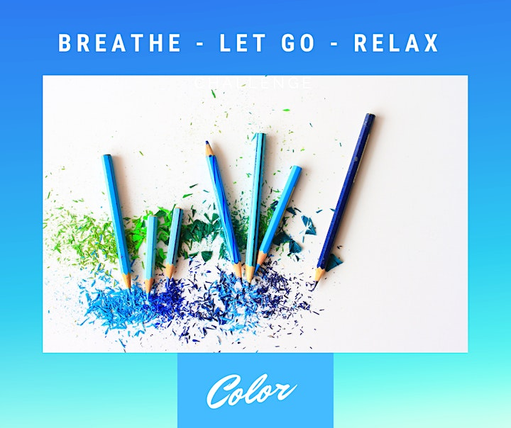 Give Your Stress a Colored Pencil image
