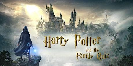 Harry Potter Family Quiz Night tickets