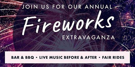 Fox & Hounds Annual Fireworks Display tickets