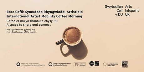 International Artist Mobility Coffee Morning: A space to share and connect tickets