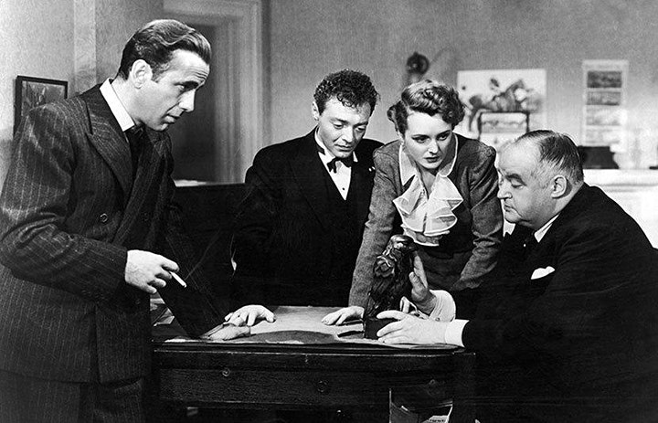 Book to Film at The Backlot- The Maltese Falcon image