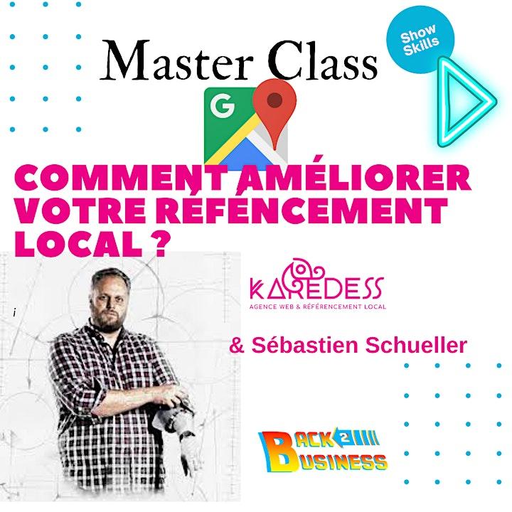 Image pour Master Class : Comment améliorer son référencement local ?