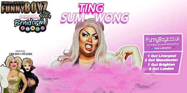 FunnyBoyz Manchester presents RuPaul's Drag Race SUMTINGWONG image