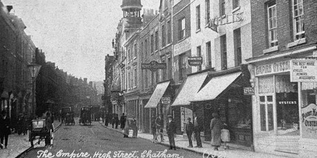 Chatham's West End History Walk, as part of the Festival of Chatham Reach tickets