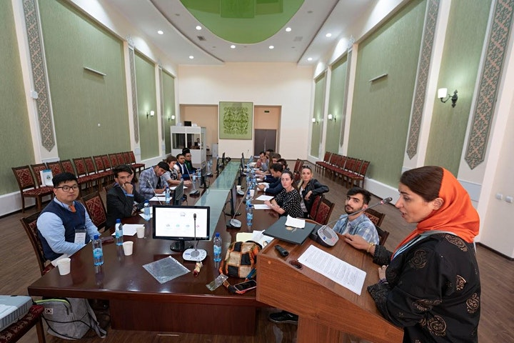 The 7th  Conference of the International Association for Silk-Road Studies image