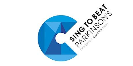 Sing to Beat Parkinson's Online Training Autumn 2021 tickets