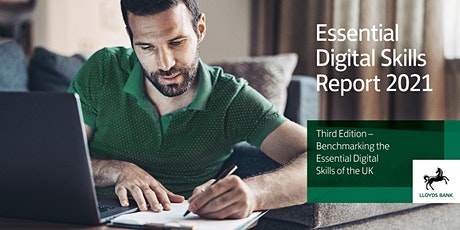 The launch of the UK's 3rd Essential Digital Skills benchmark tickets