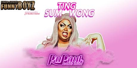 FunnyBoyz London presents RuPaul's Drag Race SUMTINGWONG tickets