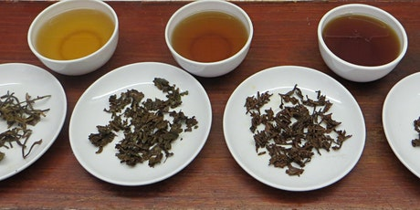 TUTORED TEA TASTING: the concept of English Tea tickets