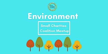Environment Small Charities Meet-Up tickets