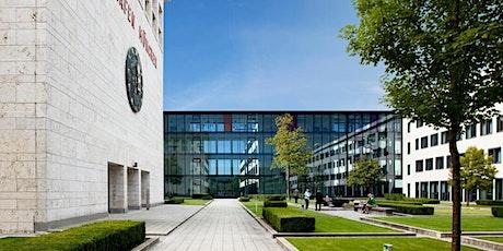 HDBW Open Campus Bachelorstudium am 20. September - Präsenz! Tickets