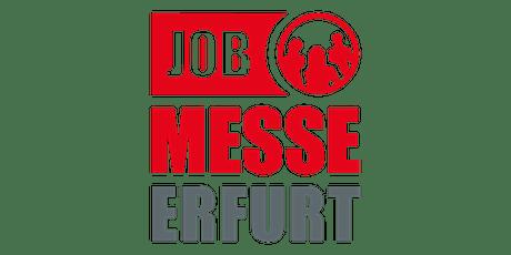 7. Jobmesse Erfurt Tickets