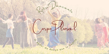 Retiro Dançante CorpoPlural bilhetes