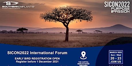 Southern Implants International Forum 2022 tickets