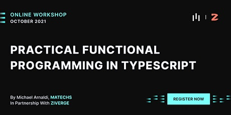 Practical Functional Programming with Typescript (Europe Edition) tickets