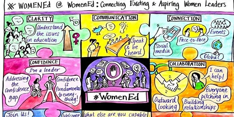 #WomenEd: Connecting Hearts and Minds across London tickets