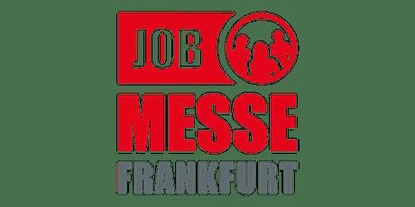 4. Jobmesse Frankfurt am Main tickets