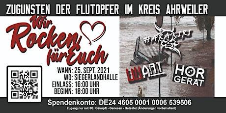 Benefizkonzert Siegen Tickets