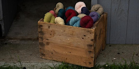 A Journey into the World of Natural Dyeing  Shetland Wool Week tickets