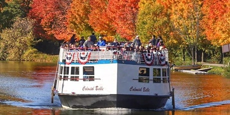 Come Aboard the Colonial Belle with Visit Rochester tickets