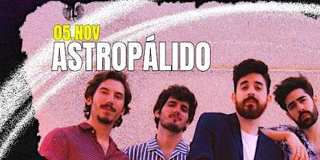 Concierto de Astropalido - Sala Kaya (Madrid) entradas