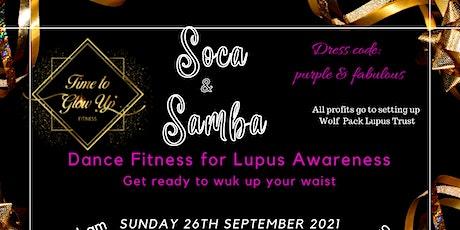Soca & Samba tickets