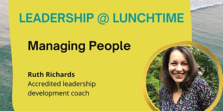 Leadership lessons: Managing people tickets