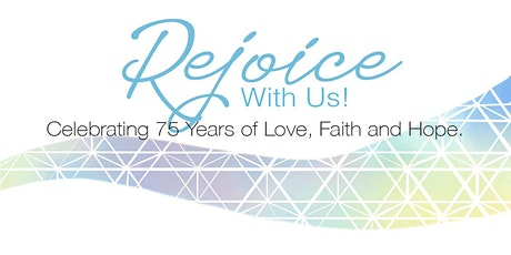 Richfield Christian Fellowship 75th Anniversary Luncheon tickets