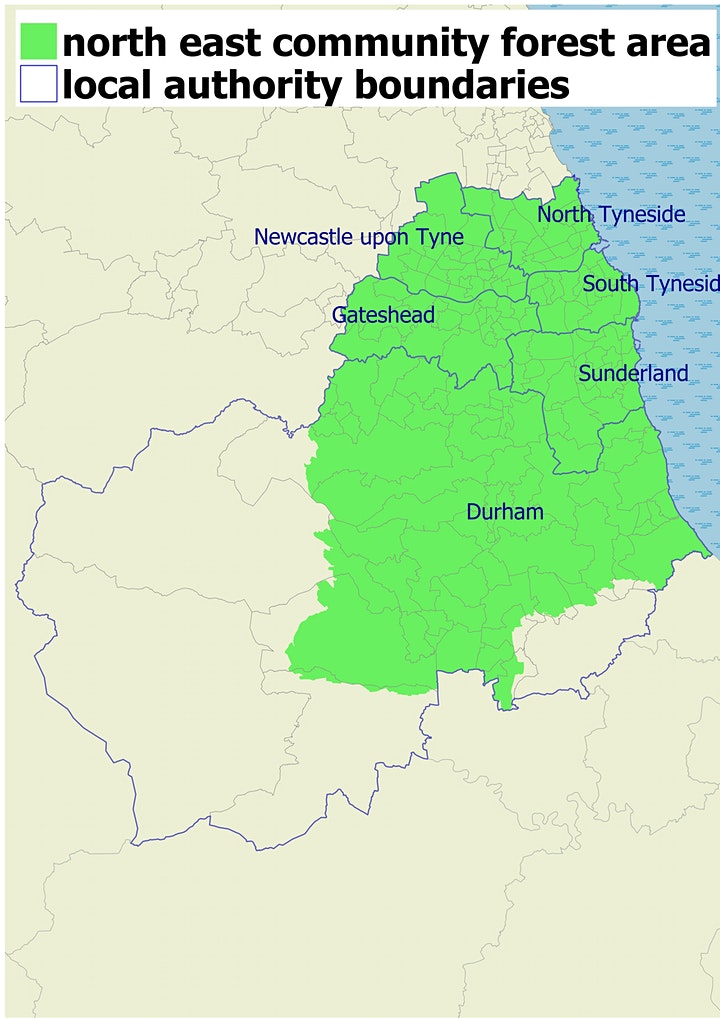 North East Community Forest (NECF) image