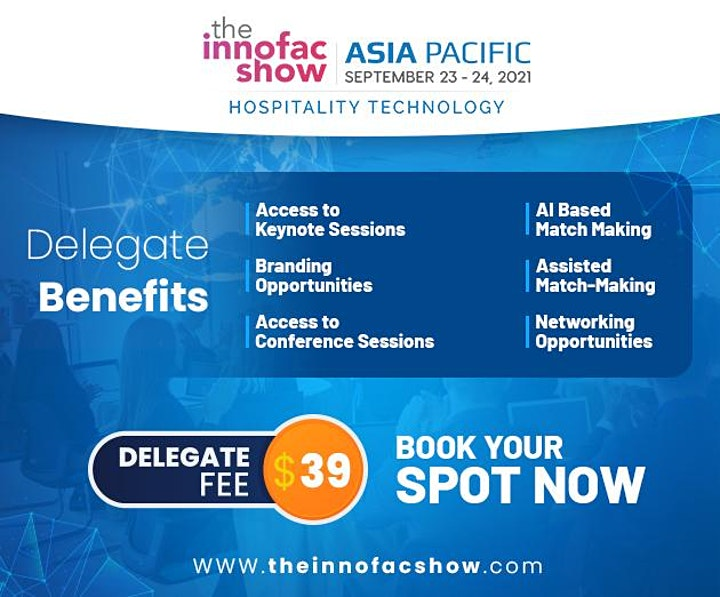 The Innofac Show - Asia Pacific Virtual Conference image