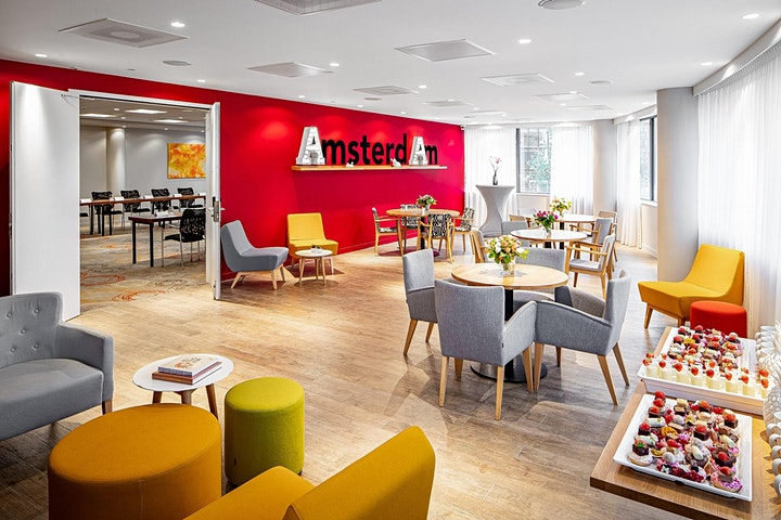 Afbeelding van Netwerken in de Holiday Inn Express Amsterdam - Arena Towers