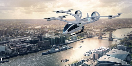 ZAL Innovation Talk: Urban Air Mobility 5 Years From Now Tickets