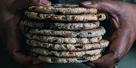 Sri Lankan online cooking class pol roti & chilli & onion sambol tickets