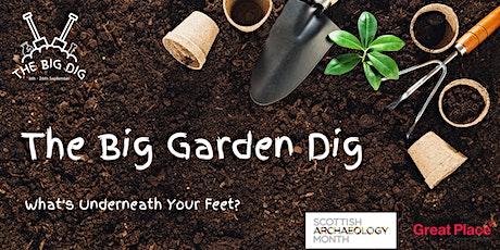 The Big Garden Dig tickets