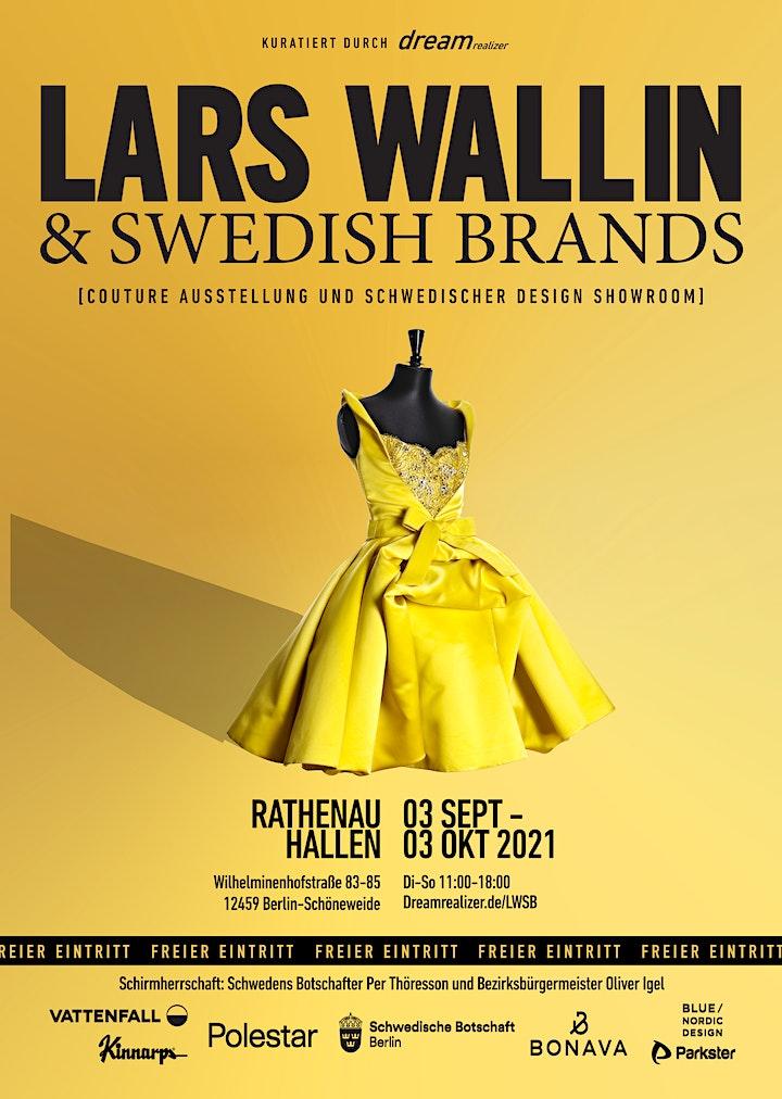 Lars Wallin & Swedish Brands: Bild
