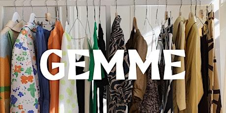 Book your time slot at Gemme Studio biljetter