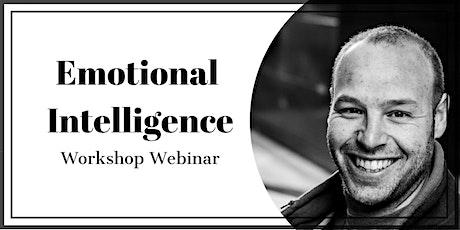 Emotional Intelligence - Workshop Webinar tickets