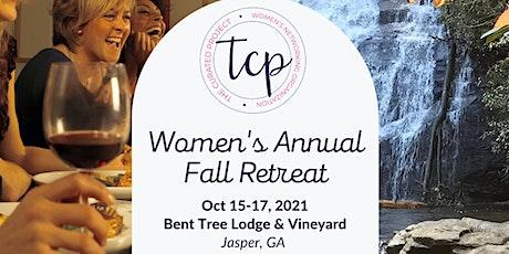 Women's Annual Fall Retreat tickets