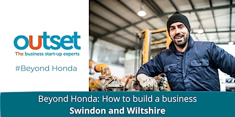 Beyond Honda: How to build a business bootcamp - Session 1 tickets