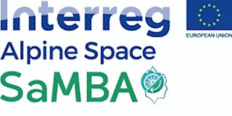 Interreg Alpine Space SaMBA Project - FINAL EVENT biglietti