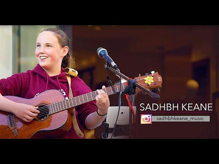 Seó Beo Arís:The Revival of Live - Fiach Moriarty & Guest - Sadhbh Keane image